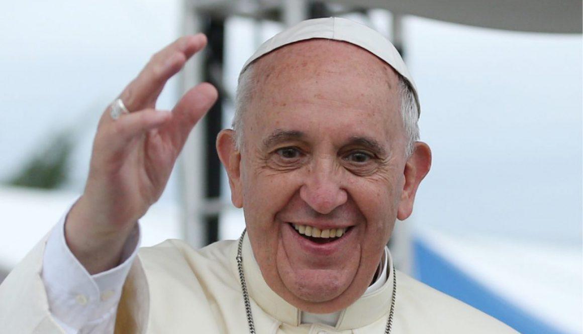 Sfântul Părinte Papa Francisc
