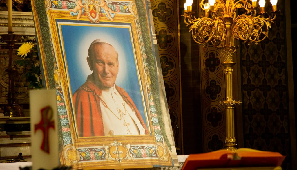 Sf. Ioan Paul II, papa