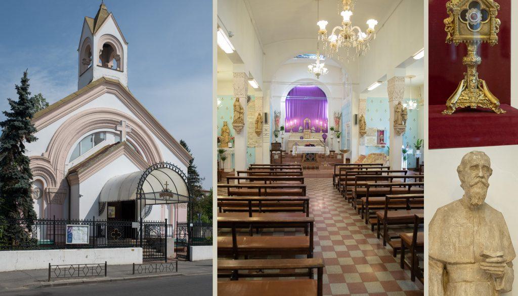 Biserica Franceză | Bucuresti