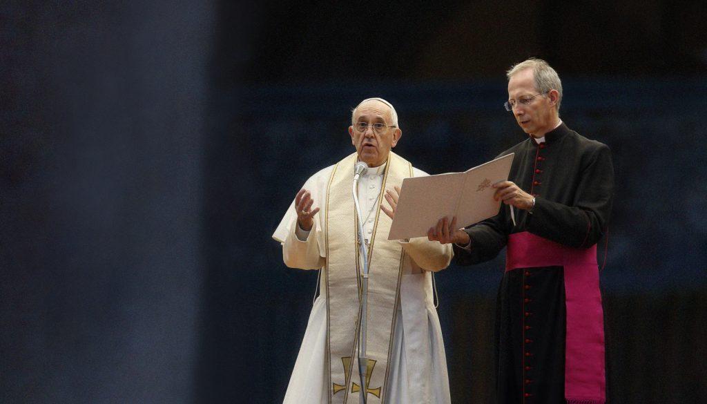 Papa Francisc - binecuvantand